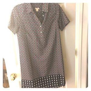 J. Crew Shirt Dress